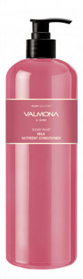 Кондиционер ЯГОДЫ EVAS VALMONA Sugar Velvet Milk Nutrient Conditioner 480 мл: фото