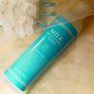 Тоник молочный для сияния и питания кожи лица Secret Key Milk Brightening Toner: фото