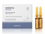 Средство в ампулах от выпадения волос Sesderma SESKAVEL 8мл*12: фото