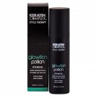 Эликсир для укладки волос Keratin Complex Glowtion Potion Styling Oil 100мл: фото