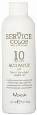 Активатор NOOK Service color ACTIVATOR 10 vol / 3% 150 мл: фото