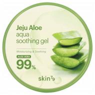 Гель с Алоэ увлажняющий Skin79 Jeju Aloe Aqua Soothing Gel 300 г: фото