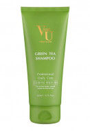 Шампунь для волос с зеленым чаем Von U Green Tea Shampoo 200 мл: фото