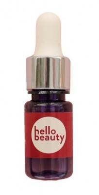 Сыворотка от мешков под глазами с комплексом пептидов Hello Beauty 30 мл: фото