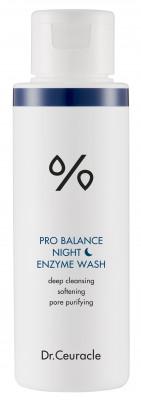 Скраб энзимный ночной с пробиотиками Dr.Ceuracle Pro-balance Night Enzyme Wash 50 г: фото