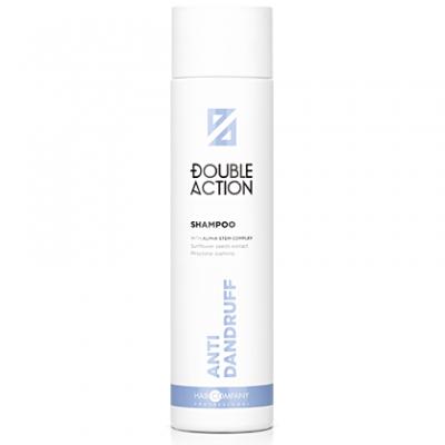 Шампунь против перхоти HAIR COMPANY Double Action Anti-Dandruff Shampoo 250мл: фото