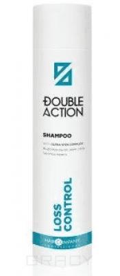 Шампунь против выпадения волос HAIR COMPANY Double Action LOSS CONTROL SHAMPOO 250мл: фото