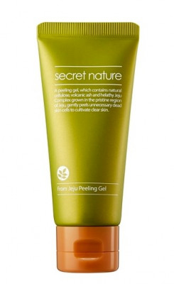 Пилинг-скатка для лица с зеленым чаем Secret Nature From Jeju Peeling Gel 150 мл: фото