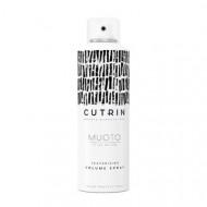 Текстурирующий спрей для объема, Cutrin, MUOTO 200 мл: фото