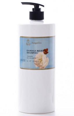 Шампунь для поврежденных волос Ausganica 1000 мл: фото
