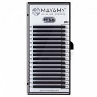 Ресницы MAYAMY MINK 16 линий С 0,10 MIX 2: фото