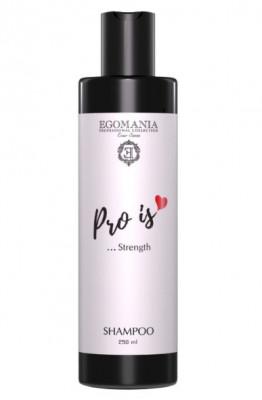 Шампунь для укрепления и питания волос Egomania PRO IS… STRENGTH SHAMPOO 250 мл: фото