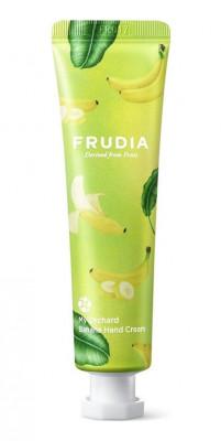 Крем для рук питательный с бананом Frudia My Orchard Banana Hand Cream 30 г: фото