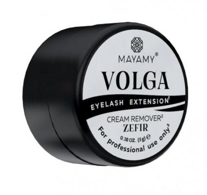 Ремувер для ресниц кремовый MAYAMY VOLGA Zefir 5г: фото