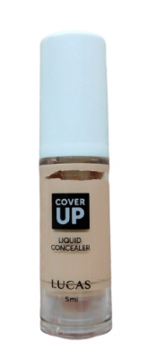 Консилер для лица Lucas' Cosmetics Cover up liquid concealer тон 01, 5мл: фото