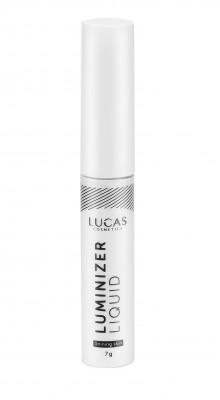 Жидкий хайлайтер Lucas' Cosmetics Luminizer Liquid №101 Snow Queen, 7г: фото