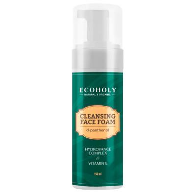 Мягкая очищающая пенка для лица Lucas' Cosmetics ECOHOLY 150 мл: фото