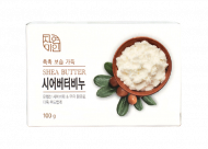 Мыло туалетное Mukunghwa Shea Butter Beauty Soap 100г: фото